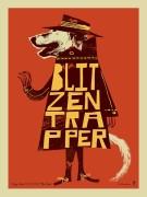 Blitzen Trapper Gig Poster