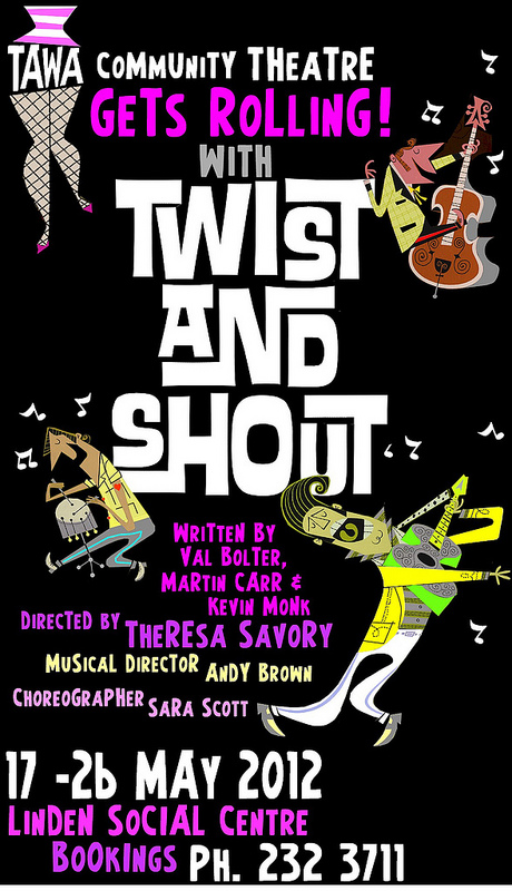 Twist and Shout Poster
