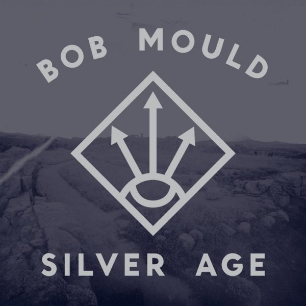 bob mould's silver age - album cover