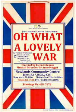Loverly War big
