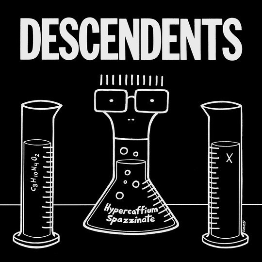 Descendents Cover