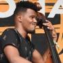 Bassist with Daymé Arocena