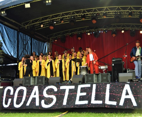 Coastella 2019 - Mama Kin and Supertonic 1